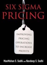 Baixar Six SIGMA Pricing: Improving Pricing Operations to Increase Profits (Paperback) pdf, epub, eBook