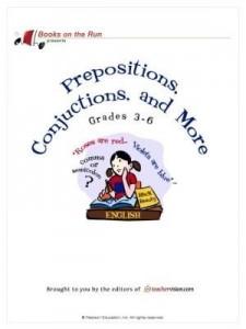 Baixar Prepositions, Conjunctions, and More, Grades 3-6 pdf, epub, eBook