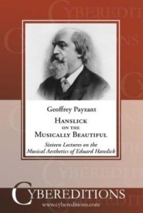 Baixar Hanslick on the Musically Beautiful pdf, epub, ebook