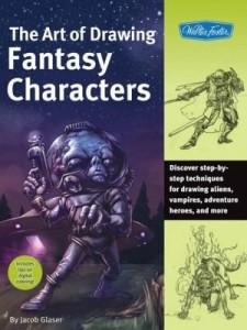 Baixar The Art of Drawing Fantasy Characters pdf, epub, ebook