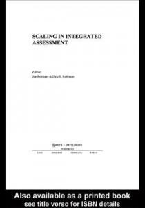 Baixar Scaling in Integrated Assessment pdf, epub, eBook