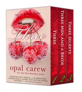 Baixar Three happy endings boxed set (secrets, pdf, epub, ebook