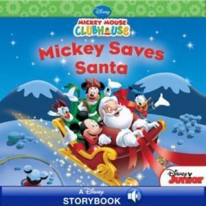 Baixar Mickey saves santa pdf, epub, eBook