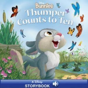 Baixar Disney bunnies: thumper counts to ten pdf, epub, eBook