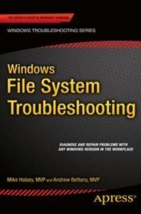 Baixar Windows file system troubleshooting pdf, epub, eBook