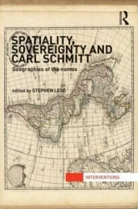 Baixar Spatiality, Sovereignty and Carl Schmitt: Geographies of the Nomos pdf, epub, eBook