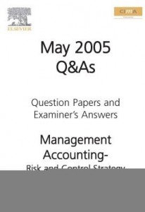 Baixar Cima May 2005 Q&A Risk and Control Strategy pdf, epub, eBook