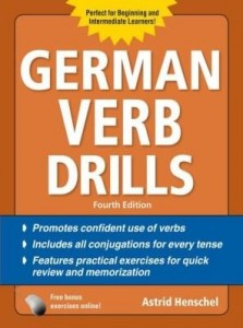 Baixar German Verb Drills, Fourth Edition pdf, epub, eBook