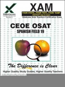 Baixar Ceoe Osat Spanish Field 19 pdf, epub, eBook