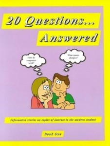 Baixar 20 Questions¿Answered Book 1 pdf, epub, eBook
