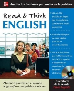 Baixar Read & Think English (Book Only) pdf, epub, ebook