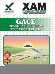 Baixar Gace Health and Physical Education 115, 116 pdf, epub, eBook
