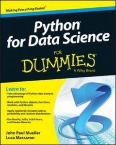 Baixar Python for data science for dummies pdf, epub, ebook