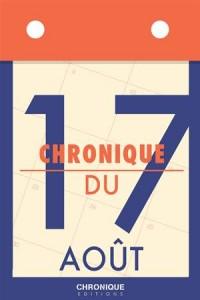 Baixar Chronique du 17 aout pdf, epub, eBook
