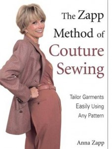 Baixar Zapp method of couture sewing: tailor pdf, epub, eBook