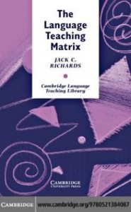 Baixar The Language Teaching Matrix pdf, epub, ebook