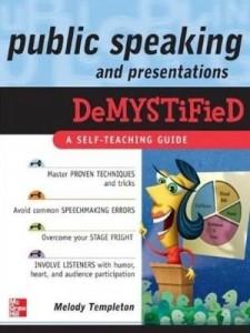 Baixar Public Speaking and Presentations Demystified pdf, epub, eBook
