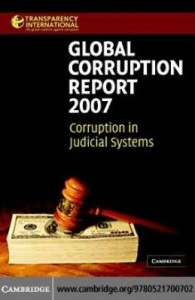 Baixar Global Corruption Report 2007 pdf, epub, ebook