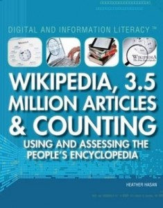 Baixar Wikipedia, 3.5 Million Articles & Counting: Using and Assessing the People's Encyclopedia pdf, epub, ebook