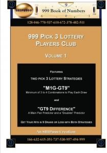 Baixar 999 pick 3 lottery players club pdf, epub, eBook