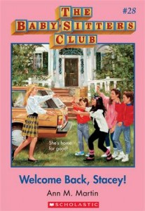 Baixar Baby-sitters club #28: welcome back, stacey!, the pdf, epub, ebook