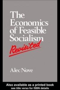 Baixar The Economics of Feasible Socialism Revisited pdf, epub, eBook