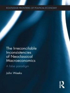 Baixar The Irreconcilable Inconsistencies of Neoclassical Macroeconomics: A False Paradigm pdf, epub, eBook