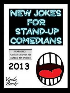 Baixar New jokes for stand-up comedians 2013 pdf, epub, ebook