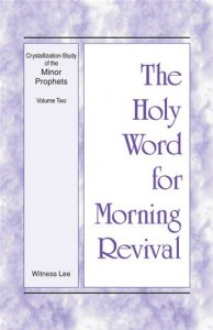 Baixar Holy word for morning revival – pdf, epub, ebook
