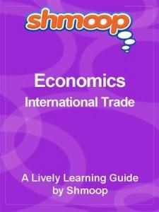 Baixar Shmoop economics guide: international trade pdf, epub, eBook