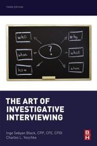 Baixar Art of investigative interviewing, the pdf, epub, ebook