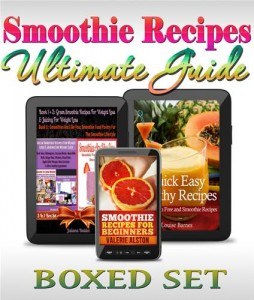 Baixar Smoothie recipes: ultimate boxed set with 100+ pdf, epub, eBook