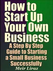 Baixar How to start up your own business: a step by pdf, epub, eBook
