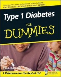 Baixar Type 1 Diabetes For Dummies pdf, epub, ebook