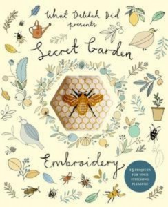 Baixar Secret garden embroidery pdf, epub, eBook