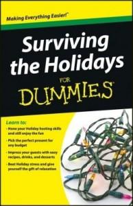 Baixar Surviving the Holidays For Dummies pdf, epub, ebook