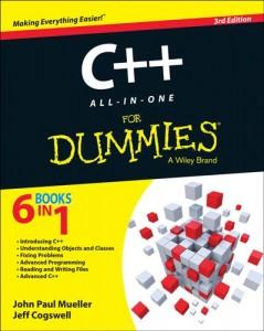 Baixar C++ all-in-one for dummies pdf, epub, ebook