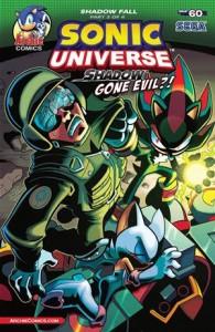 Baixar Sonic universe #60 pdf, epub, eBook