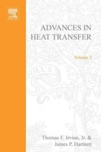 Baixar ADVANCES IN HEAT TRANSFER VOLUME 3 pdf, epub, ebook