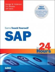 Baixar Sams Teach Yourself SAP in 24 Hours, Adobe Reader pdf, epub, ebook