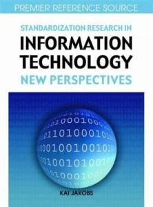Baixar Standardization Research in Information Technology: New Perspectives pdf, epub, eBook