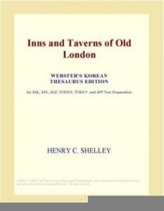 Baixar Inns and Taverns of Old London (Webster's Korean Thesaurus Edition) pdf, epub, eBook