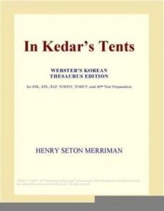 Baixar In Kedar¿s Tents (Webster's Korean Thesaurus Edition) pdf, epub, ebook