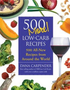 Baixar 500 more low-carb recipes: 500 all new recipes pdf, epub, ebook