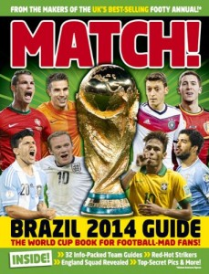 Baixar Match world cup 2014 pdf, epub, eBook