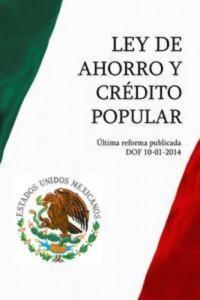 Baixar Ley de ahorro y credito popular pdf, epub, ebook