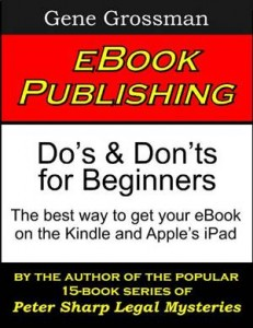 Baixar Ebook publishing: do's & don'ts for beginners pdf, epub, eBook