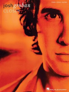 Baixar Josh groban – closer (songbook) pdf, epub, eBook