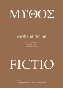 Baixar Mythe et fiction pdf, epub, eBook