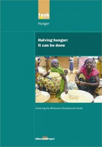 Baixar Millennium development library: halving hunger, un pdf, epub, eBook